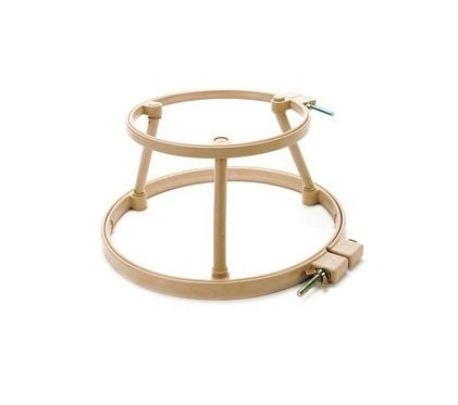 Morgan Lap Stand Combo 10-inch and 14-inch Hoops by Morgan