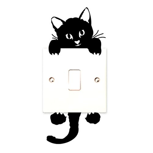 coromose-cat-wall-stickers-light-switch-decor-decals-art-mural-baby-nursery-room
