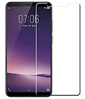 quality design fb238 f537c MICROMAX Canvas 2 C2A TAMPERED Glass with Back Cover: Amazon.in ...