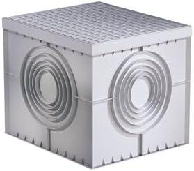 Gewiss DX59901 Plaza arqueta - Arquetas (550 mm, 520 mm, 550 mm): Amazon.es: Bricolaje y herramientas
