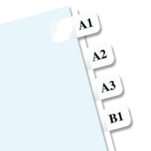 RTG39000 - Redi-tag Laser Printable Index Tabs