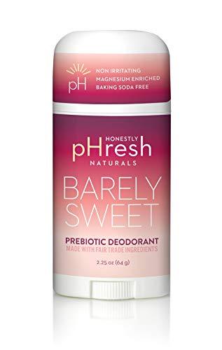 Honestly pHresh Baking Soda Freel Deodorant - Barely Sweet