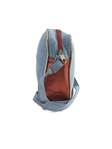 Fornarina Youth Red 8 Girls Shoulder Bag