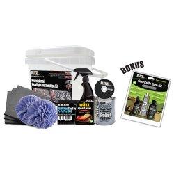 Professional Headlight Restoration Kit PROMO