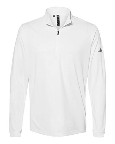 adidas Mens Lightweight Quarter-Zip Pullover (A401)