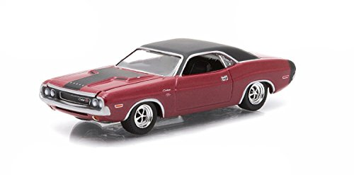 Price comparison product image 1970 DODGE CHALLENGER R / T (High Octane Red) * Dodge 100th Anniversary * 2015 Greenlight Collectibles Anniversary Collection Series 2 Limited Edition 1:64 Scale Die-Cast Vehicle