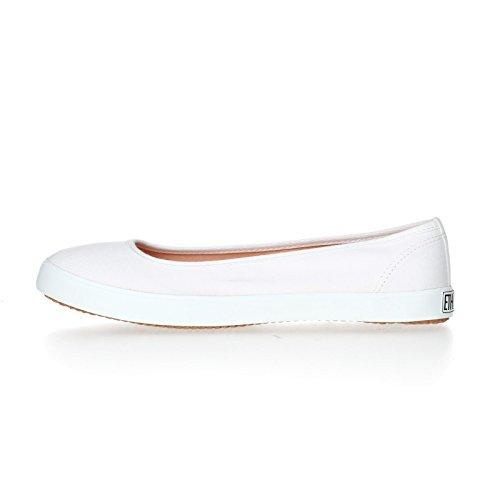 Ethletic Fair Dancer Collection 17 - Farbe Just White Aus Bio-Baumwolle