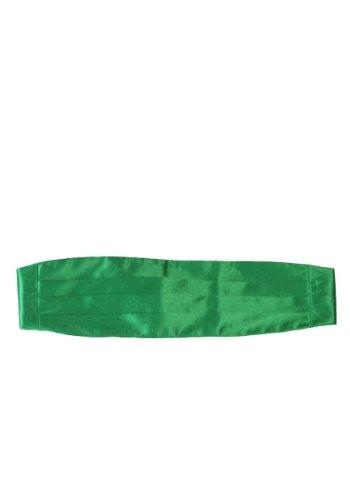 Fun Costumes mens Green Cummerbund Standard (Cummerbund Costume)