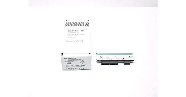 Amazon.com: Nueva Impresora Zebra 41000 – 81 G32432 – 1 M ...