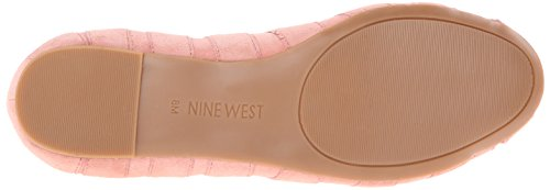 Nine Flat Pink Suede West Gamuza Munchkin Ballet Pq6PRrw