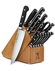 J.A. Henckels International Classic 16-piece Forged Knife Block Set