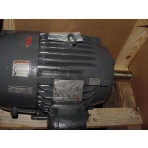 Emerson r722 5n811 7 5 hp electric inverter duty motor 230 for Emerson electric motor model numbers