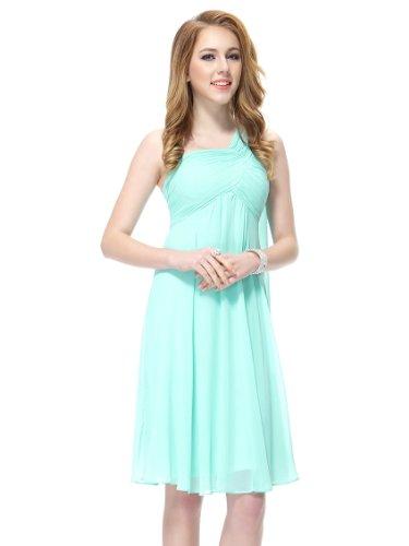 Ever-Pretty HE03537QP10 - Vestido para mujer Light Blue