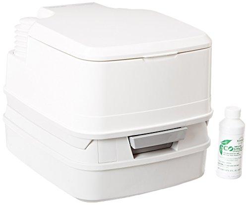 Thetford 92859 Porta Potti 260B Portable Toilet for RV, Marine, Camping, Healthcare Toddler Training, Trucks, Vans ()