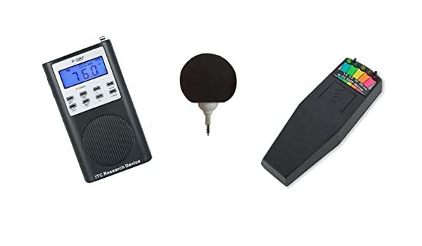 K2 KII EMF Meter & PSB7 (SB7) Spirit Box EVP Device by K2 meter & P-SB7: Amazon.es: Bricolaje y herramientas