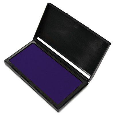 - 2000 PLUS Stamp Pad, Gel, Size #1, Blue Ink (030255)