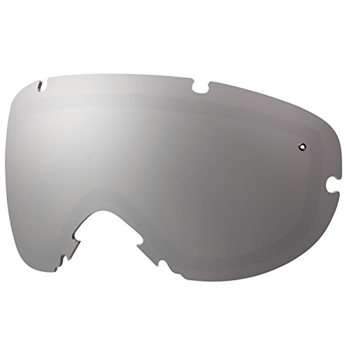 Smith I/OS Spherical Goggle Replacement Lens Platinum Mirror, One - Sunglasses Warranty Smith