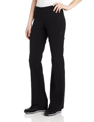 Columbia Women's Back Beauty Boot Cut Pant, Black, Medium (Columbia Womens Pants)