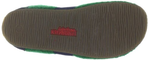 465 Uni Kitzbuhel Verde Slippers Unisex Living Green Child USH07x