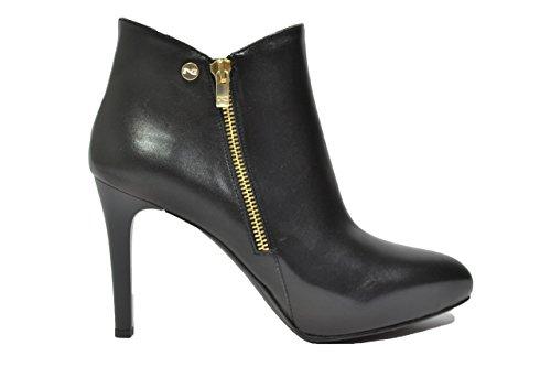 Nero Giardini Polacchini scarpe donna nero 6313 elegante A616313DE