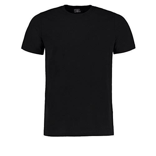 KUSTOM KIT Mens Superwash 60 Fashion Fit T-Shirt (XL) (Light Grey (Kustom Kit)