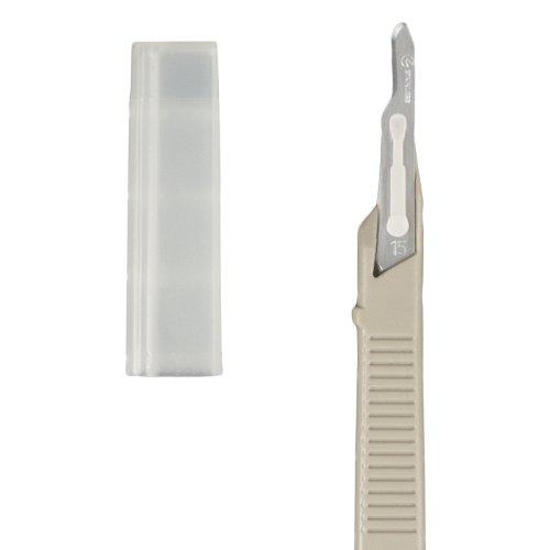 Dynarex Scalpel Disp #15 Sterile - 10/Bx