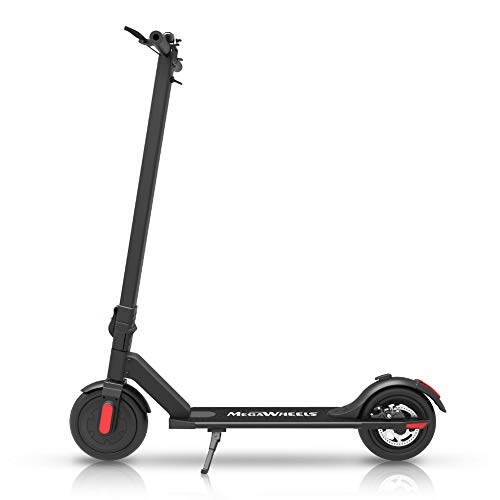 MEGAWHEELS Electric Scooter, Powerful 250W Motor, 14 Miles R