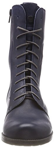 383027 Women's Ankle 84 Kombi Denk Navy Think Boots qUEw6xEn