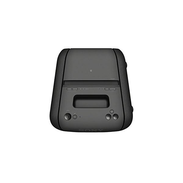 Sony GTK-XB60B Enceinte Bluetooth/NFC Extra Bass High Power - Noir 5