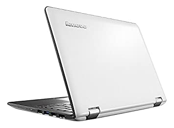 """Lenovo IdeaPad Yoga 300 11 1.6GHz N3050 11.6"""" 1366 x 768Pixeles Pantalla táctil Negro"""
