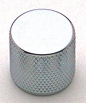 Allparts MK-0115-010 Chrome Barrel Knobs
