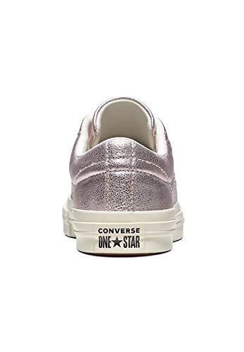 rust 668 Converse Basse Unisex Scarpe Lifestyle Star Da Ox egret Bambini egret Pink – Ginnastica Multicolore One 7Awx7