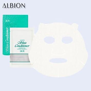 「アルビオン薬用スキンコンディショナー エッセンシャル ペーパーマスク E」の画像検索結果