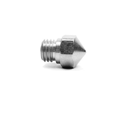 Micro Swiss Nozzle for All Metal MK10/Hotend Only A2/Hardened Steel 0.6/mm