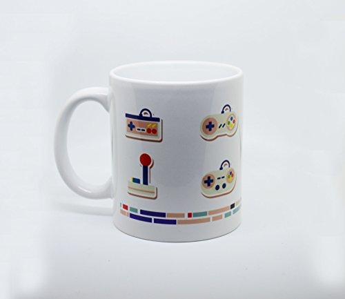 GAMER COFFEE MUG By ByteSwag - White Ceramic 11 oz Coffee