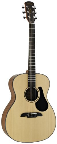 Alvarez Artist Series AF30 Folk Guitar, Natural/Glass Finish ()