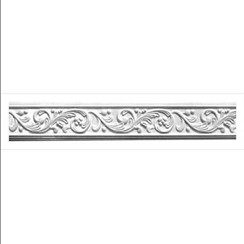 96 x 5 in. Leaf Scroll Frieze Moulding ()