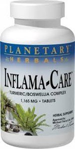 31h8O5v2dpL - Planetary Herbals Inflama-Care Turmeric Boswellia Complex 1,165 mg-60 Tablets