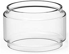without brand 3pcs reemplazo de Cristal Pyrex Tubo/de la Burbuja en Forma for Vandy Vape Widowmaker RTA Tanque (Color : 6ml)