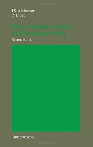 Water quality criteria for freshwater fish