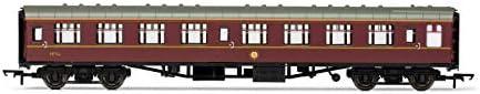 Hornby R4934 Hogwarts Mk1 SK Nos. 99716 Coach, Multi Colour