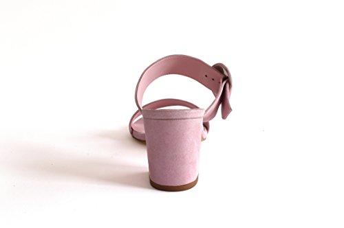NOGUERON Pumps Damen C5NA010P Pink Rosa 4OqwOXr7