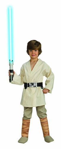 Luke Skywalker Costume Pattern (Deluxe Luke Skywalker Costume - Small)