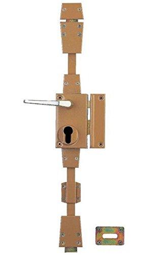FTH Thirard – Cerradura de seguridad a mesa en aplica 3 puntos vertical sin Label verti