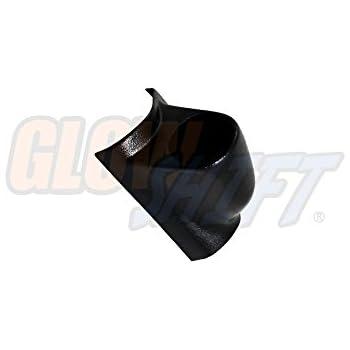 Gauges to Vehicles A-Pillar GlowShift Black Triple Pillar Gauge Pod for 2003-2005 Chevrolet Chevy Cavalier 2-1//16 3 52mm Mounts ABS Plastic