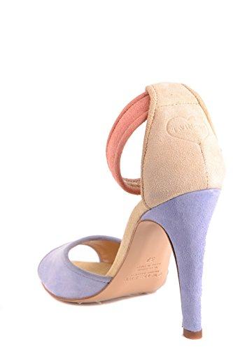 Suède Sandales set Mcbi302175o Femme Twin Multicolore nx7RqWzg0