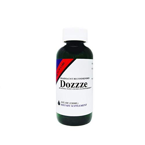 Dozzze 4 oz Premium Relaxation Syrup