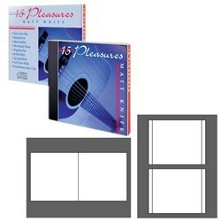 Jewel Case Insert Sets (Neato PhotoMatte Jewel Case Inserts - 20 Sets)