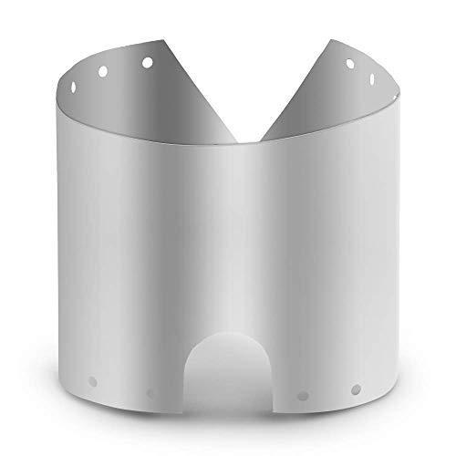 Lixada Ultralichte titanium outdoor camping fornuis windbestendige paraplu