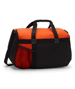 (Gemline G7001 Sequel Sport Bag - Santa Fe Red - One Size)